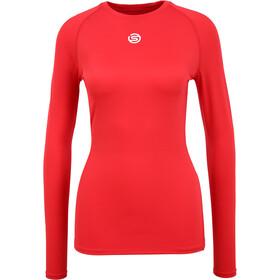 Skins Series-1 LS Top Damer, rød